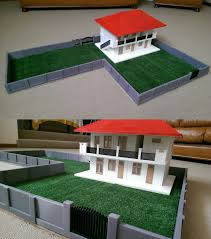 architecture urban planning and model making