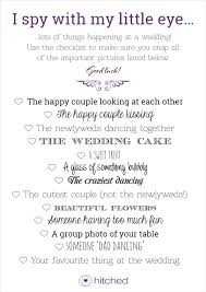 poem from bride to groom on wedding day wedding table game ideas hitched co uk
