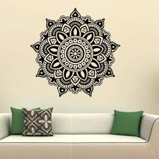 wall ideas flower wall art decor contemporary wall art paper 3d white flower wall art 3d paper flower wall art 3d flower wall art diy mandala flower indian wall art stickers mural home bedroom wall stickers home decor