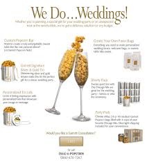 Garretts Popcorn Wedding Favors by We Do Weddings Find Out More About Our Wedding And Options