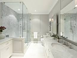 3 glass frameless door as shower room design master bathroom
