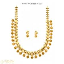 necklace sets images 22k gold temple jewellery necklace sets indian gold jewelry from jpg