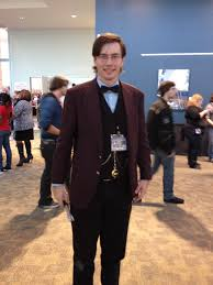 eleventh doctor halloween costume conventions costume partly