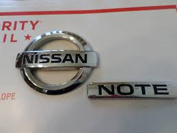 nissan frontier emblem used nissan emblems for sale