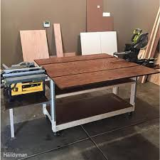 Work Bench Table 10 Real Life Wood Workbench Plans And Inspiration Photos Family