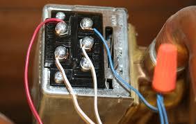 honeywell zone valve end switch instructions