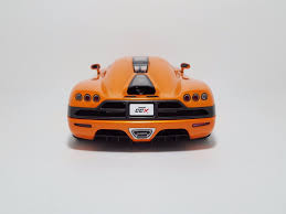 koenigsegg key box autoart 1 18 koenigsegg ccx orange 79001 very rare ebay