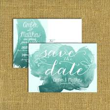 Nautical Save The Date 6 Watercolor Save The Dates My Hotel Wedding