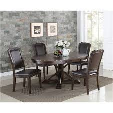 Dining Room Furniture Montreal Tobacco 5 Dining Set Montreal Rc Willey Furniture Store