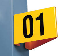 aisle markers buy magnetic self adhesive aisle markers free delivery