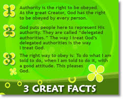 Blind Obedience To Authority Learning To Respect Authority Winners Series 2 Lesson 10
