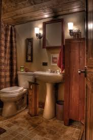 Primitive Country Bathroom Ideas 25 Best Rustic Powder Room Ideas On Pinterest Half Bath Decor