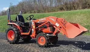 kubota b2320 tractor specs