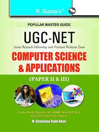 buy ugc net computer science u0026 applications paper ii u0026 iii jrf