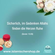 ruhe sprüche islam spruch zitat sprüche www islamischershop de sicherlich im