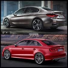 audi a3 vs bmw 3 series image comparison bmw 1 series sedan vs audi a3