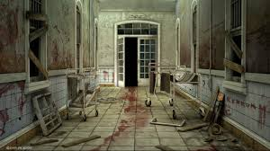 halloween haunted hospital background 36 abandoned hd wallpapers backgrounds wallpaper abyss