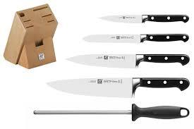 bloc de couteaux de cuisine professionnel bloc couteaux zwilling professional s 5 pièce