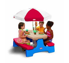 little tikes bench table little tikes easy store picnic table instructions woodworking area