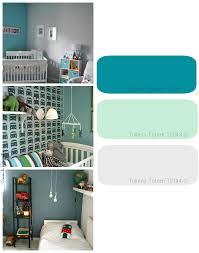 d co chambre b b turquoise couleur chambre bebe tendance avec projet d co chambre d enfants