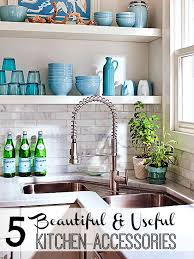 kitchen accessories ideas 5 beautiful and useful kitchen accessories ideas tipsaholic