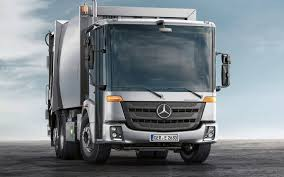 mercedes commercial trucks mercedes unimog gets updates for 2014 truck trend
