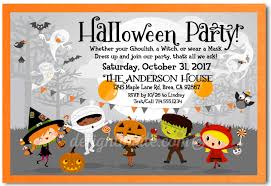 child birthday party invitations cards wishes greeting card child friendly costume party invitations di 10405