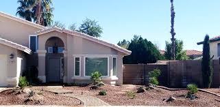 desert landscape remodel front yard