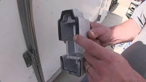 Door Latches Review Of The Blaylock Enclosed Trailer Door Lock Etrailer Com