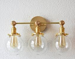 Gold Bathroom Vanity Lights Gold Vanity Light Brass Vanity Light Fixture Globorank