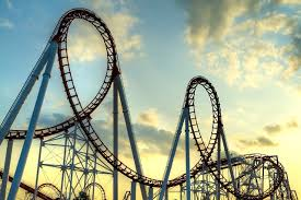 materials used in roller coasters