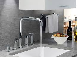 new kitchen faucet watermark designs gets linear with new kitchen faucet