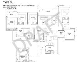 Terminal 5 Floor Plan by Grandeur Park Condo Tanah Merah Mrt Floor Plans