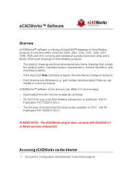 user guide ecadworks auto cad technical support