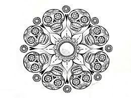 creepy coloring pages 366 best mandalas images on pinterest coloring books drawings