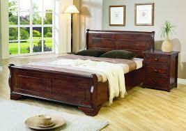 Reclaimed Bedroom Furniture Bed Frames Rustic King Size Bed Frame Bedroom Furniture