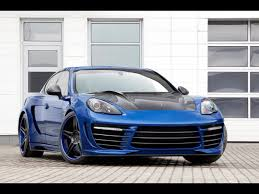 porsche panamera 2015 blue automotivegeneral 2015 topcar porsche panamera stingray gtr