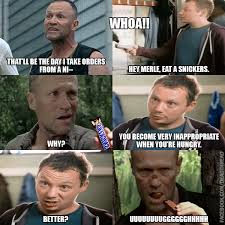 Snickers Commercial Meme - the 25 best have a snickers ideas on pinterest recipe for