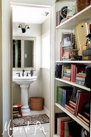 powder room makeover maison
