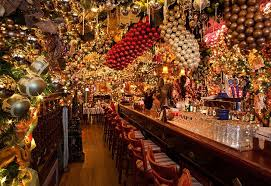 rolfs restaurant rolf s german restaurant is ready for christmas with 15 000 ornaments