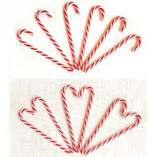 Hanging Decorations For Home Popular Plastic Candy Cane Buy Cheap Plastic Candy Cane Lots From