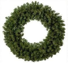 plain wreaths forever led