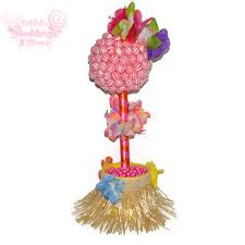 Candy Topiary Centerpieces - keep it candy events llc on wanelo