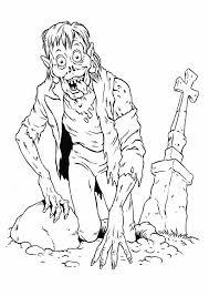 zombie apocalypse monster coloring zombie apocalypse monster