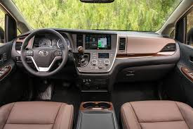 2011 Toyota Sienna Interior Toyota Sienna Reviews Research New U0026 Used Models Motor Trend
