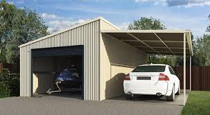 Garag by Skillion Roof Garages Sheds N Homes