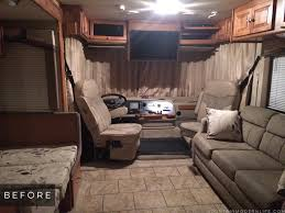 Roller Shades With Curtains Budget Friendly Rv Roller Shades Mountainmodernlife Com