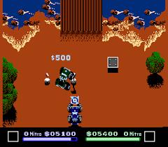 bigfoot monster truck game bigfoot nes retro game age
