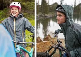 breathable cycling rain jacket showers pass partners with imba for waterproof trail jacket