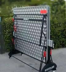 aluminum ping pong table kettler outdoor ping pong table table ping pong outdoor ce kettler